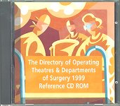 The Directory of Operating Theatres & Departments of Surgery 1998